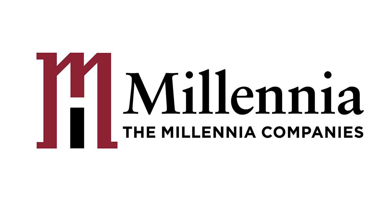 millenia logo